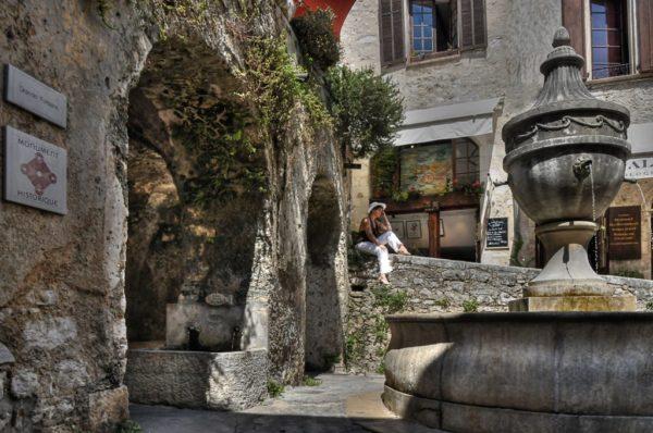 © Office de Tourisme de Saint-Paul de Vence : Photographe : Elisabeth Rossolin
