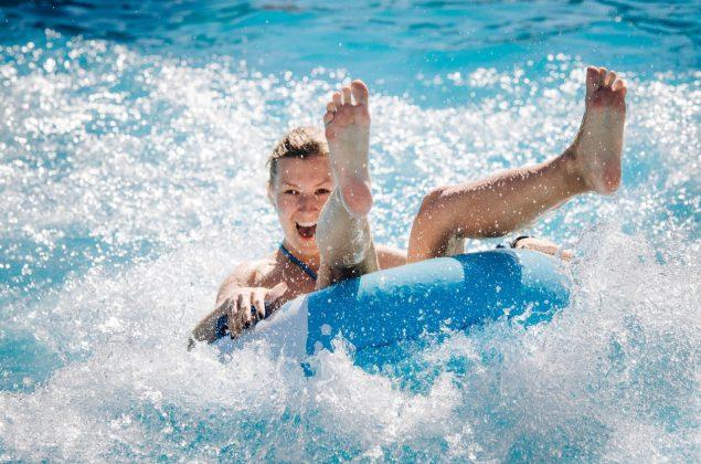 Aquasplash, vattenpark