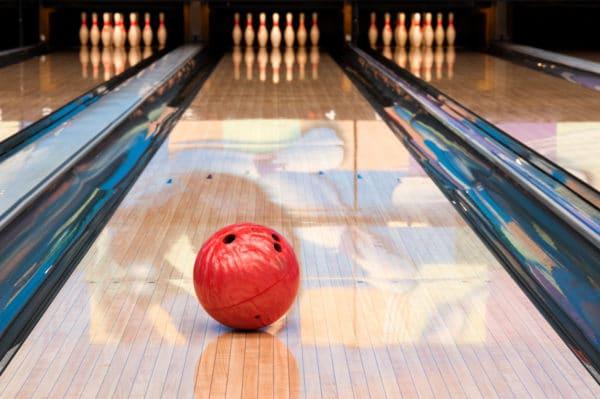 Laser Quest Bowling