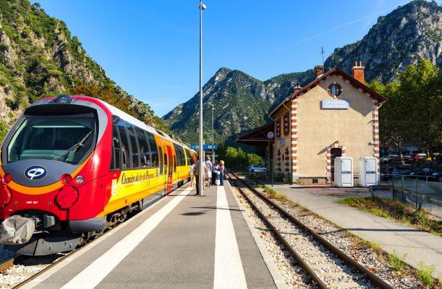 iStock - Train des Pignes