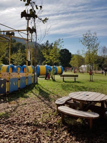 Activités pour les enfants le parc des lutins