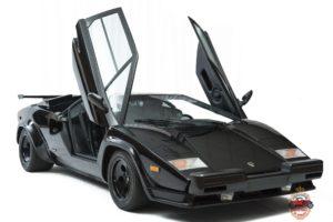 Lamborghini Musée de l' automobile de Monaco