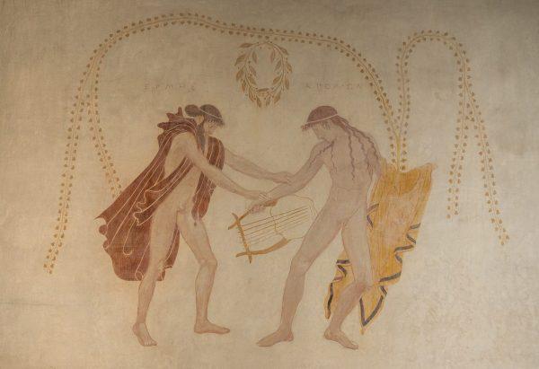L'art grecque de la Villa Kérylos