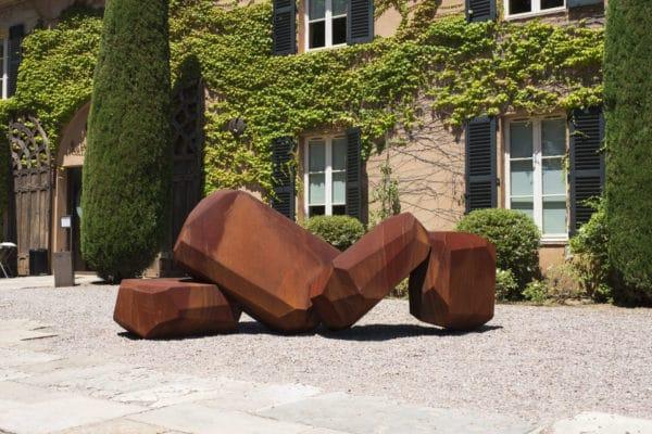 Château Ste Roseline - EXPOSITION ESTIVALE « MINERALNATURE » ©Arik Levy RockFusionHorizontal353 - 2020