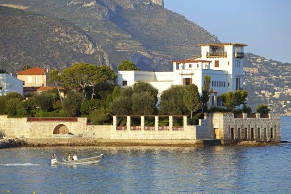 Villa grecque Kerylos, Beaulieu-sur-Mer / CRT COTE D'AZUR FRANCE/Camille MOIRENC