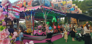 Cars attractions enfants