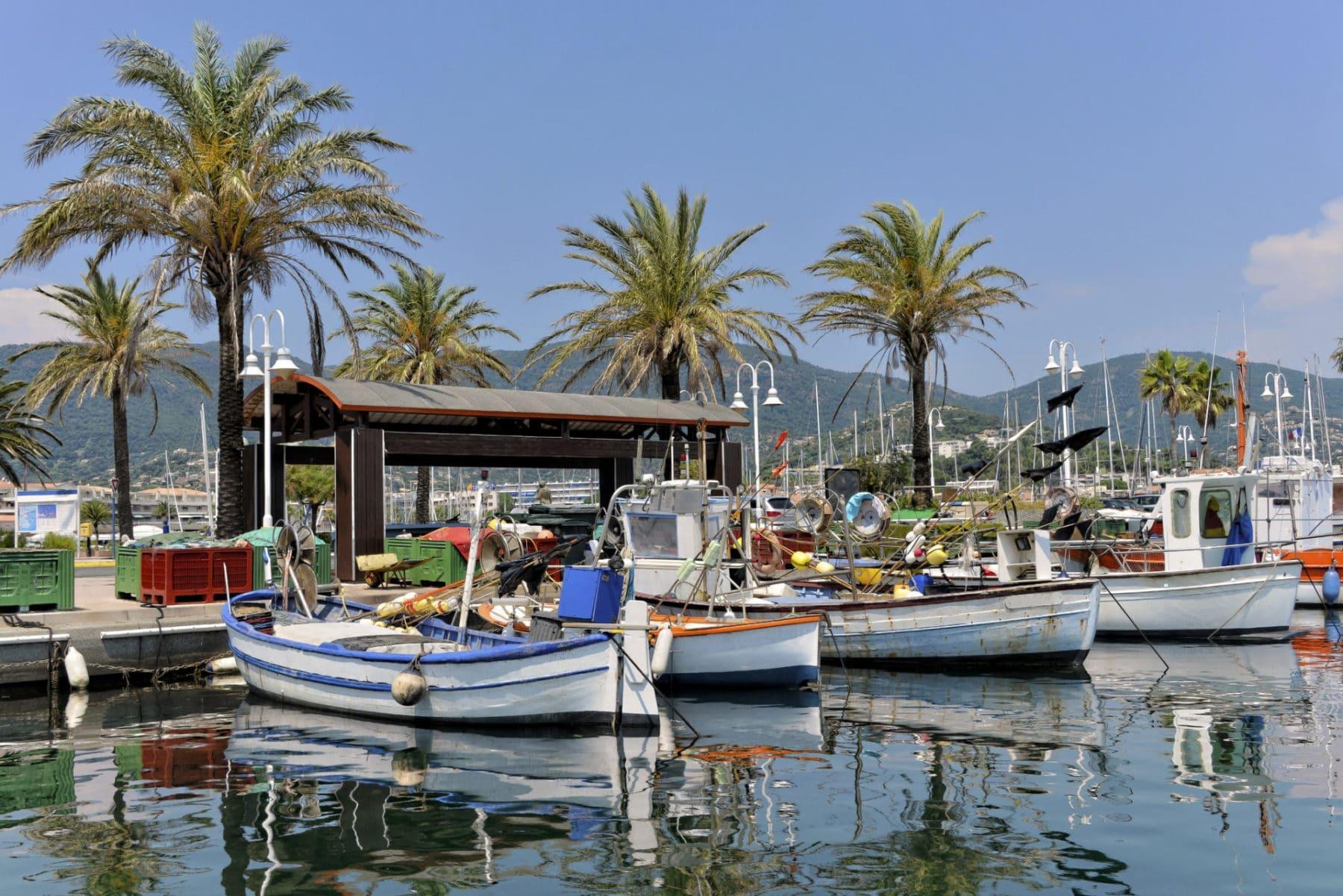 iStock - port de Cavalaire