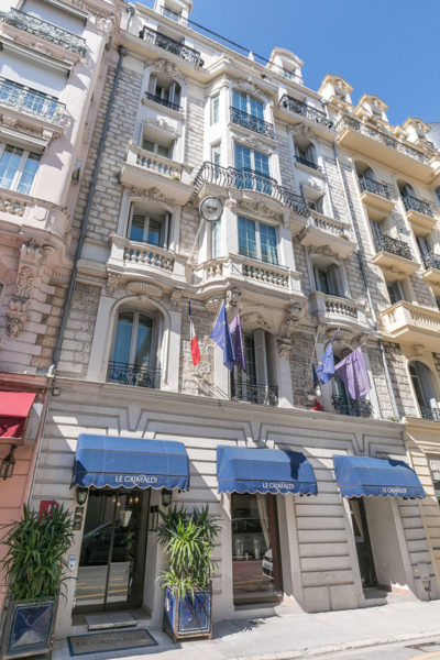 Crédit Photo - HOtel Le Grimaldi Nice by Happy Culture