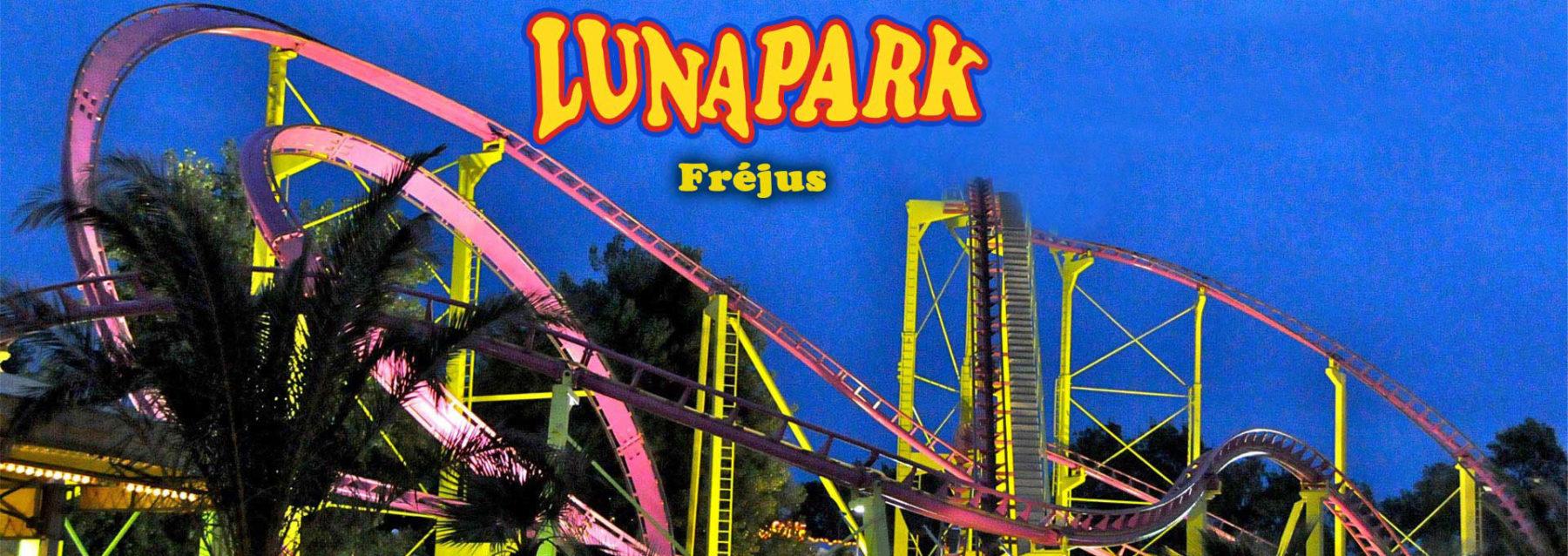 Parc d'attractions incontournable de Fréjus, Luna Park