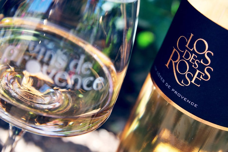 Les vins du domaine viticole