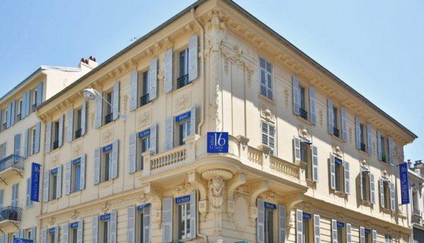 Crédit Photo Hotel LE Seize Nice 12