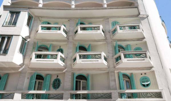 Credit photo Hôtel LOCARNO NICE