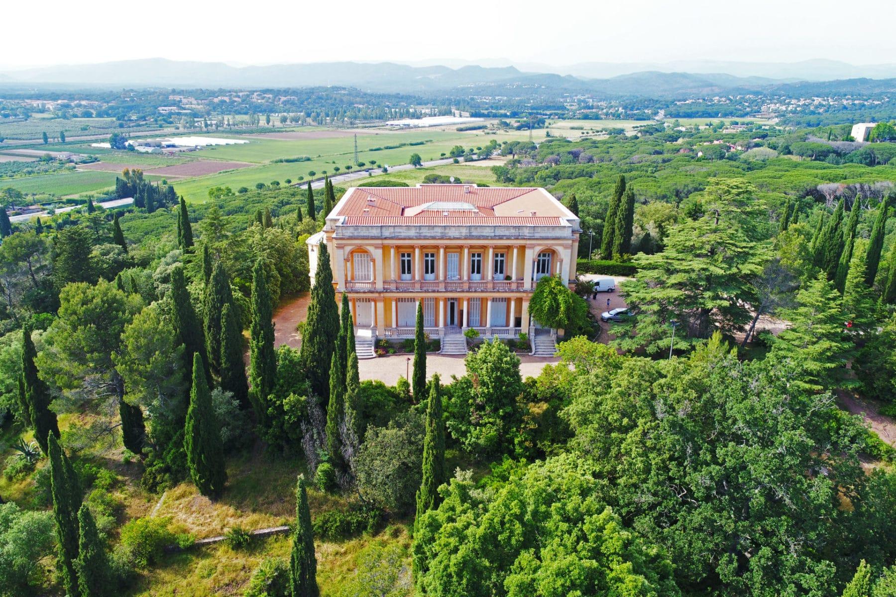 Villa Aurélienne © Office de Tourisme de Fréjus