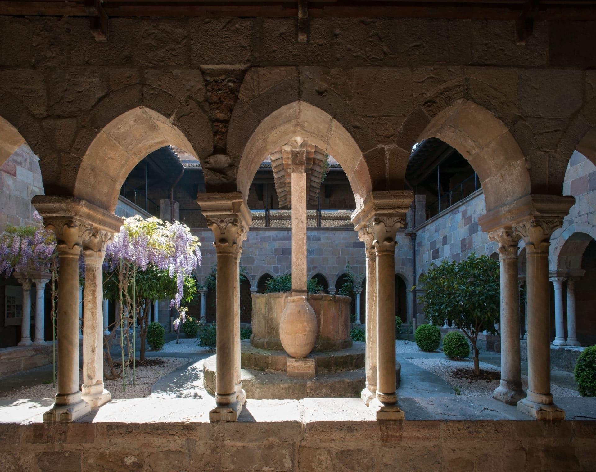 Cloître de la Cathédrale de Fréjus