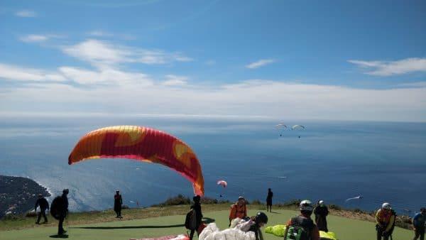 Une sortie plein air sur Roquebrune-Cap-Martin