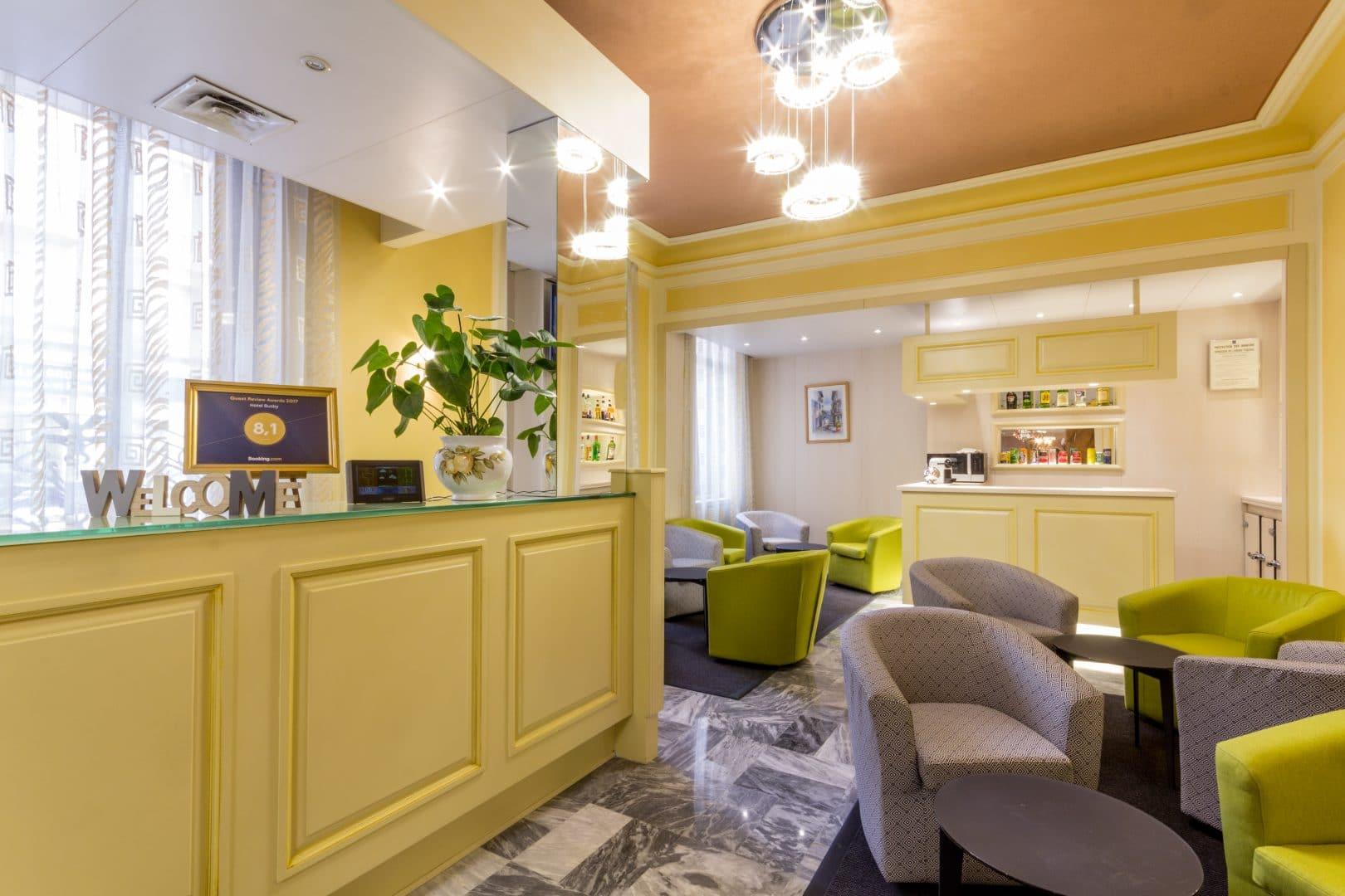 © Hôtel Busby