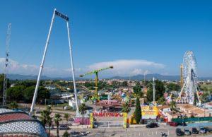 Luna Park en été