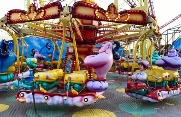 Parc de loisirs Luna Park, Fréjus