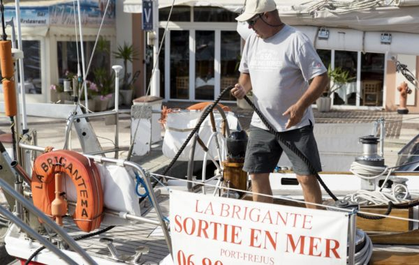 © Photo galerie site web La Brigante