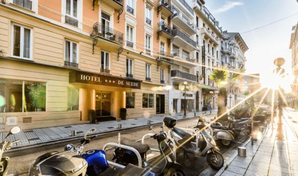 Hôtel de Suède - Nice Photo