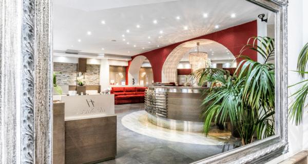 HOTEL DE SUÈDE – NICE