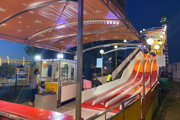 Parc d'attractions Luna Park de Fréjus