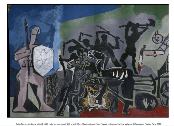 Exposition au Musée Pablo Picasso
