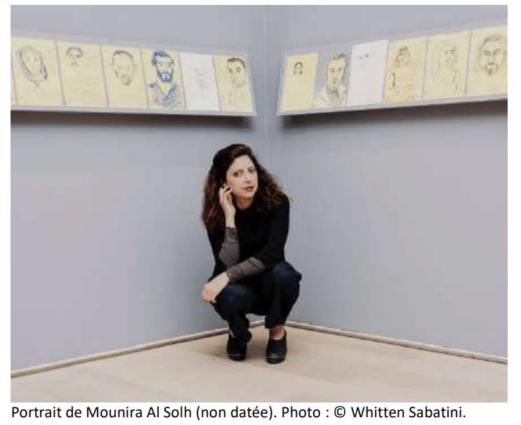 Mounira Al Solh