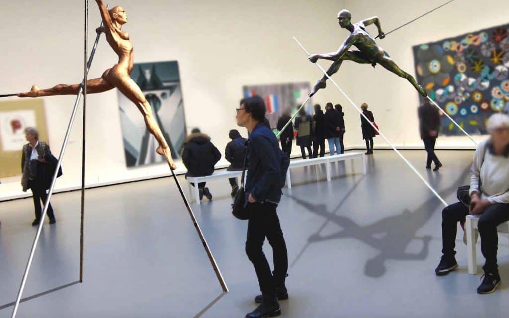 Exposition : Les artistes stArt au 109