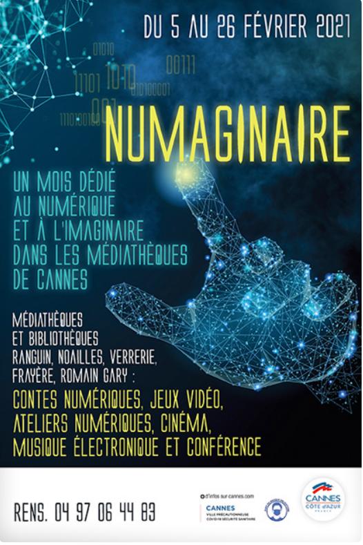 Festival Numaginaire de Cannes