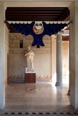 Exposition Hubert le Gall – Villa Kérylos