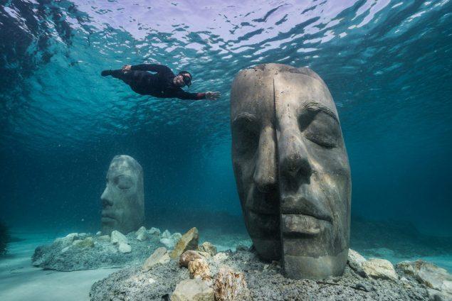 Unterwasser-Ökomuseum von Cannes