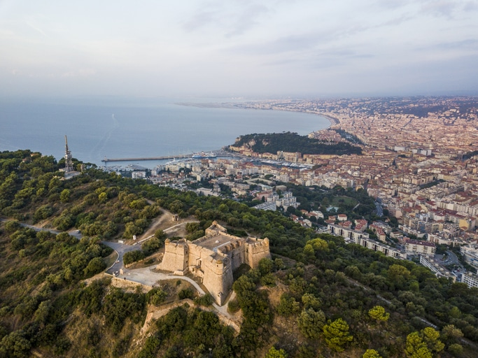 Fort du Mont Alban de Nice