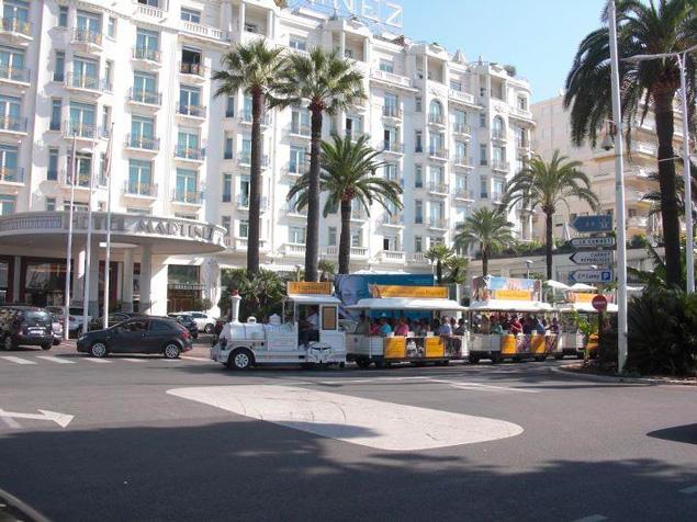 Petit Train Hôtel Martinez
