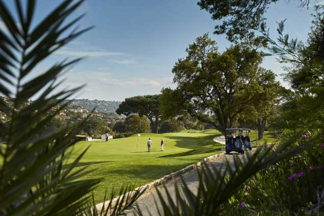 Golf Bluegreen - Sainte Maxime