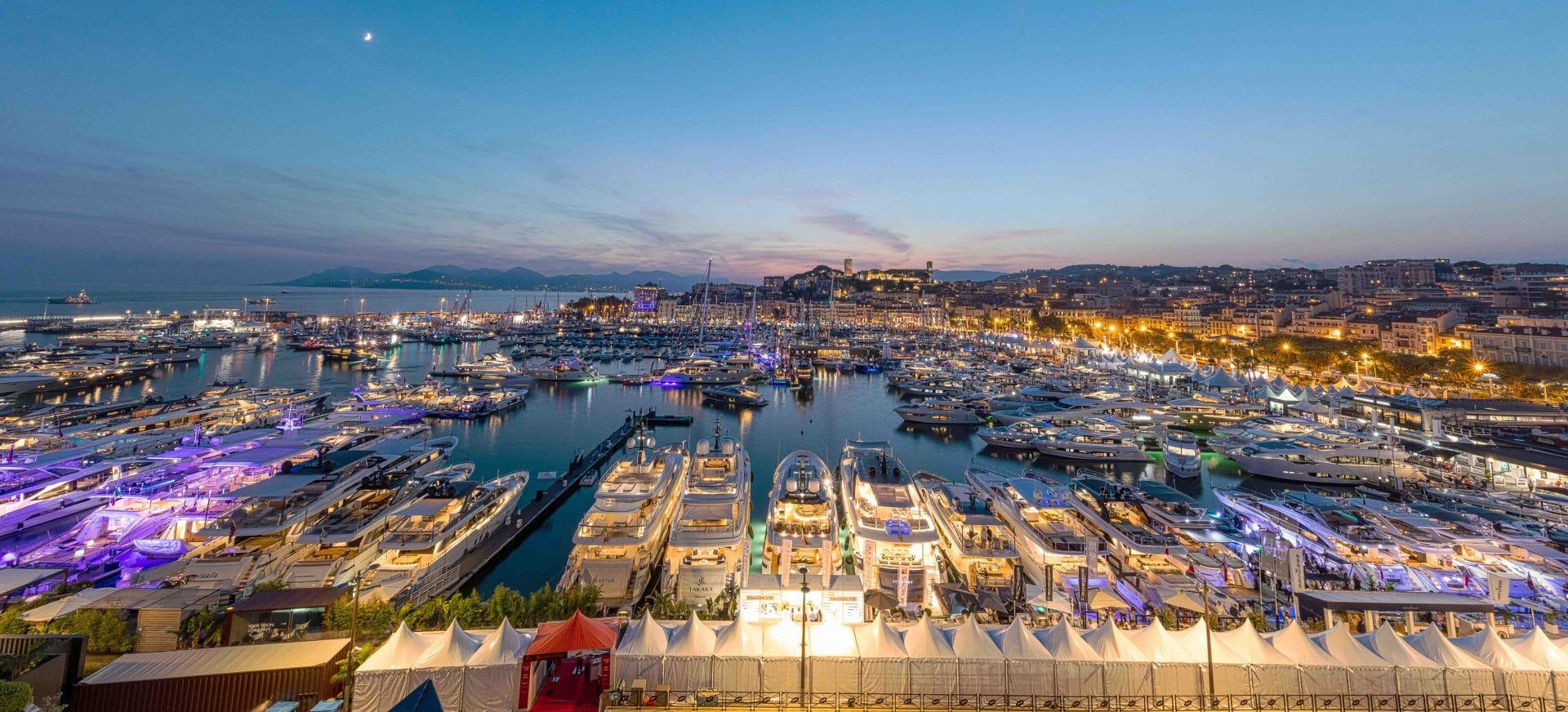 Festival dello yachting di Cannes