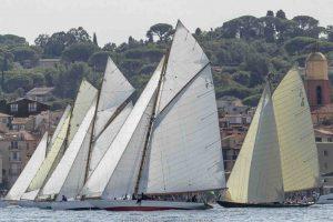 Saint-Tropez (FRA,83), Les Voiles de Saint-Tropez 2020,