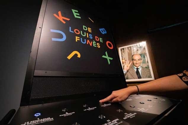 Louis de Funès-museets historia