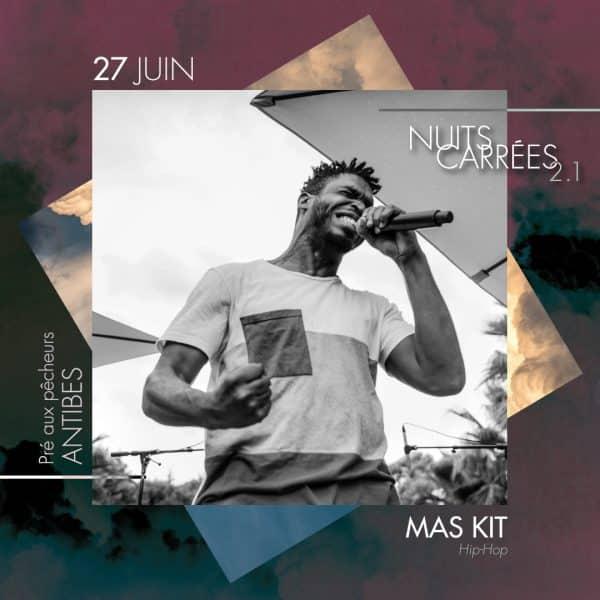 Mas Kit nuits carrées 2.1 27 juin
