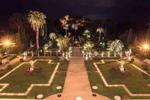Nocturnes de la Villa Ephrussi © Culturespaces E. Spiller
