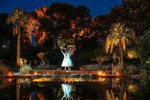Nocturnes de la Villa Ephrussi 1 © Studio Bisoli