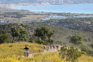 Roc d'Azur - die Strecke für Mountainbiker