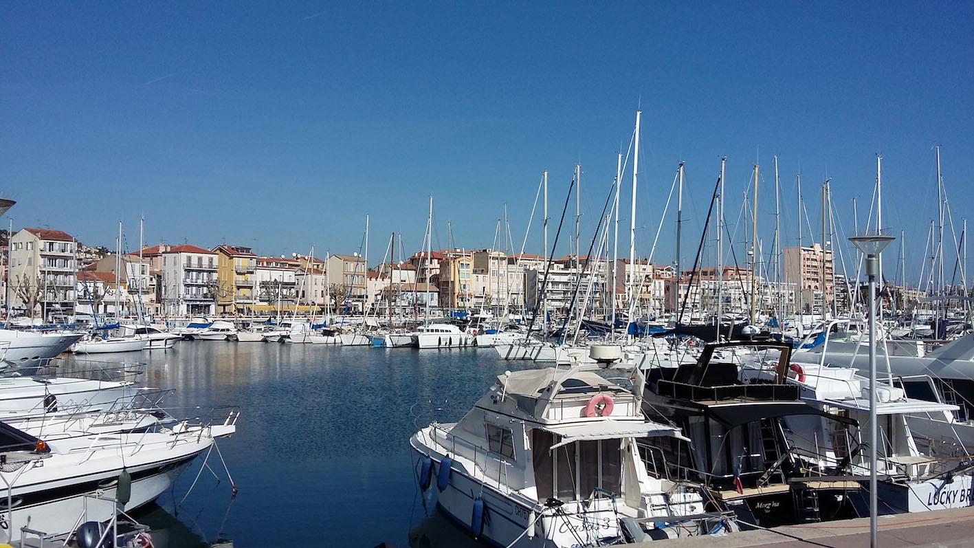Vieux Port Ville de Vallauris