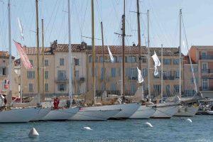 Voiles de Saint-Tropez 2020, Day 1