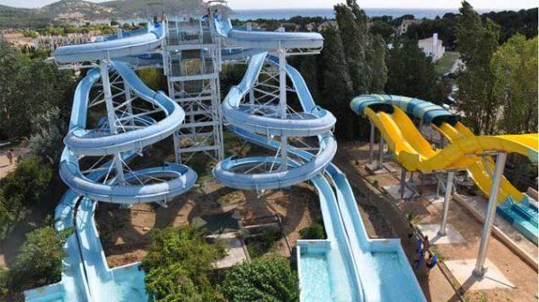 Den spännande kobran: Aqualand Saint Cyr