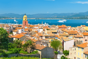 Golfe de Saint Tropez Sea You Sun