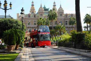 Visite de Monaco