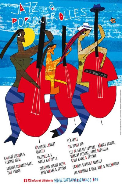 Jazz à Porquerolles : Edition 2021