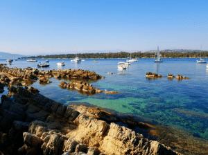 Île Saint-Honorat Sea You Sun