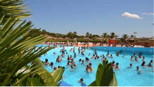 Parc aquatique Aqualand Ste Maxime